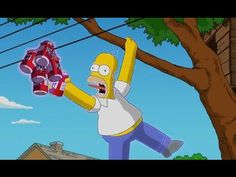 The Simpsons Funniest Moments #20*HD*(Google Glass)
