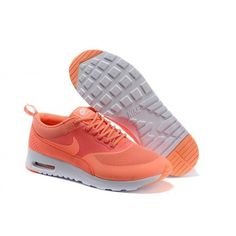 buy popular 9492d 11e8f Buy Nike Air Max Thea Womens Orange White Black Friday Deals from Reliable Nike  Air Max Thea Womens Orange White Black Friday Deals suppliers.