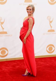 Brooke Anderson in A Pea in the Pod | 2013 #Emmys