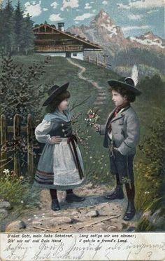 Bayern Tradition und Tracht