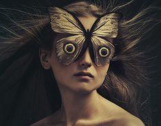 //flora borsi ▪ hungarian photographer, model, retoucher / animeyed series