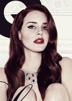 I both hate her and love her for her attractiveness :/