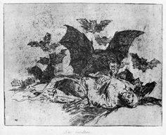 Francisco Goya - The consequences