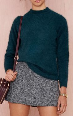 Hunt Down Mink Cashmere Sweater