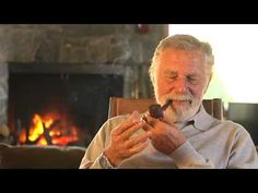 ▶ The Most Interesting Man in the World...lives in Vermont - YouTube