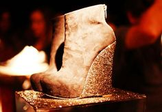 Wedge Boots..........Love