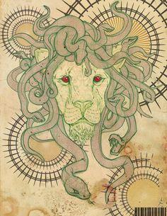 Medusa Lioness