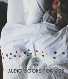 Great audio book recommendations for kids...
