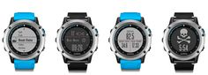 Garmin launches a fitness watch for watersports - Garmin has built a version of its Fenix 3 multi-sport fitness watch that's capable of being used for marine activity. The Quatix 3 takes everything you know and love about the aforementioned device and throws in a bundle of marine-friendly features.