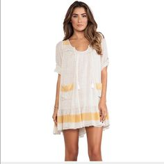 Free People Penny Lane Dress Love this dress I wish it worked for me. Fits up to a medium. Free People Dresses Mini