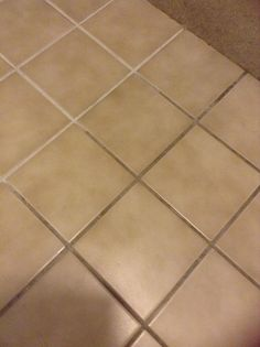 Give Bar Keepers Friend a try at cleaning tile grout.