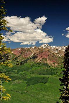 The Collegiate Peaks, Buena Vista, Colorado
