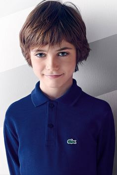 Posts about Lacoste Kids written by stylokids Cute 13 Year Old Boys, Young Cute Boys, Boy Models, Child Models, Young Fashion, Boy Fashion, Boy Haircuts Long, Actor Headshots, Long Hair Cuts