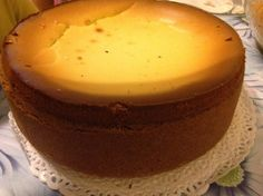 My own version of cheese cake
