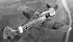 Focke-Wulf 190 in 1943: *BFD*