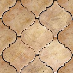 Adama 6 in Arabesco. Available at World Mosaic Tile in Vancouver. www.worldmosaictile.com