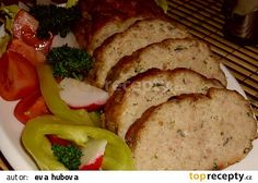 Sekaná pikant recept - TopRecepty.cz Meatloaf, Mashed Potatoes, Banana Bread, Treats, Ethnic Recipes, Desserts, Food, Whipped Potatoes, Sweet Like Candy