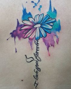 Quick #freehand #watercolortattoo enjoy #freehandtattoo  #watercolor #daisy #freehandtattoo #juniorthetattooist  #blackandgrey #blackandgreytattoo #bnginksociety #realistictattoo #realism #realismtattoo #inkedgirl #tattooedgirls #inkedgirls #salinasca #sanjose #santacruz #monterey #csumb #marina #seaside #montereybay #inkedup #tattoos #tattoolife #tattoo #colorrealism #colortattoo #inked #montereylocals #csumblocals - posted by Ayalainks https://www.instagram.com/doubleinks - See more of…