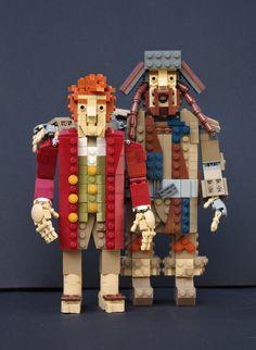 Hobbitsplosion part IV: The Company of Thorin Oakenshield | Cyclopic Bricks