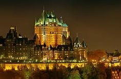 LE CHATEAU FRONTENAC, Quebec City. Towering above the St. Lawrence River, it's is the most photographed landmark in Québec City. Its public rooms—from the intimate piano bar to the 700-seat ballroom reminiscent of the Hall of Mirrors at Versailles—are all opulent. Rooms are elegantly furnished, like mini châteaux with gold and green decor touches. The ultimate experience here is the Fairmont Gold level, where no detail has been overlooked and the staff fawn on every guest.