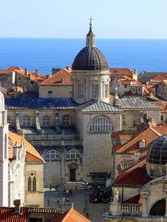 My dream beach vacation  -- Dubrovnik Croatia