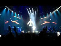 """""""Tu Respiración"""". Chayanne, En Todo Estaré Tour, Chicago, 23 de agosto 2015"""