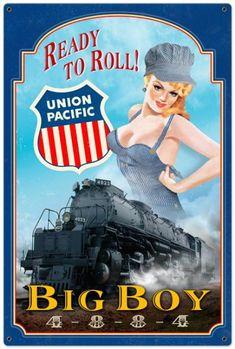 Train Posters, Railway Posters, Vintage Advertisements, Vintage Ads, Graphics Vintage, Vintage Comics, Vintage Metal, Up Auto, Vintage Ski Posters