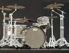Mini DW drumset