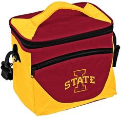Kohl's Logo Brand Iowa State Cyclones Halftime Lunch Cooler