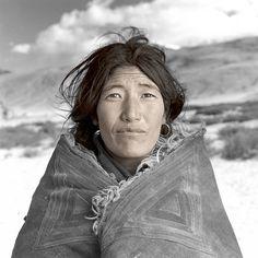 Dolma, 38 years old. Chantang, Ladakh