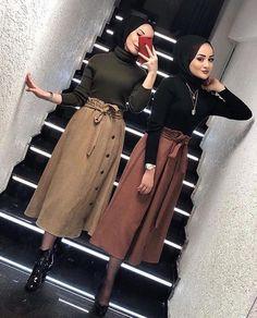 Discover the latest hijab fashion, hijab styles Burqa Designs, Abaya Designs, Modest Fashion - Hijab+ Discover the latest hijab fashion hijab styles 2019 Burqa Designs Abaya Designs Modest Fashion Niqab Fashion, Modest Fashion Hijab, Modern Hijab Fashion, Street Hijab Fashion, Casual Hijab Outfit, Hijab Fashion Inspiration, Islamic Fashion, Muslim Fashion, Fashion Outfits
