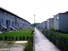 pilotengasse housing development / herzog de meuron