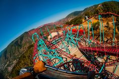Here are 5 amusement parks in Colorado thatalways get overlooked because people might not know they exist. Glenwood Caverns Adventure Park 51000 Two ...