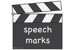 Teacher's Pet - Speech Marks Display - FREE Classroom Display Resource - EYFS, KS1, KS2, speech, direct, inverted, commas, punctuation, SGaP, SPaG, speech marks, quotation marks, quotes Home Learning, Learning Activities, Literacy Working Wall, Direct Speech, Teacher's Pet, Quotation Marks, Grammar Lessons, Primary Classroom, Classroom Displays