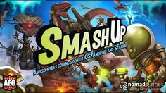Smash Up!, an award-winning Shufflebuilding game from Alderac Entertainment Group, is going to have digital adaptation! The digital…