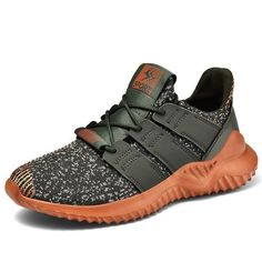 Men's Breathable Athletic Trainers for Outdoors, Walking, Jogging & Gym - Fresh Shade Athletic Trainer, Athletic Shoes, Black Sports Shoes, Boost Shoes, Best Travel Accessories, Waterproof Shoes, Travel Shoes, Types Of Shoes, Jogging