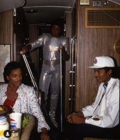Marlon, Jermaine & Jackie Jackson Jackie Jackson, Jackson Family, Chef Jackets, In This Moment, Fashion, Moda, Fashion Styles, Fashion Illustrations