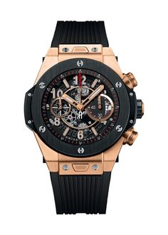 Discover a large selection of Hublot Big Bang Unico watches on - the worldwide marketplace for luxury watches. Compare all Hublot Big Bang Unico watches ✓ Buy safely & securely ✓ Stylish Watches, Luxury Watches For Men, Cool Watches, Wrist Watches, Rolex Datejust, Mens Rose Gold Watch, Hublot Classic Fusion, Cold Steel, Men Styles