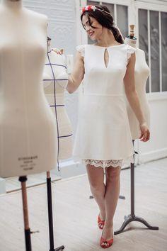 Pour la vie | Robes courtes | Marie Laporte