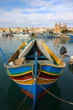 Marsaxlokk - Marsaxlokk, Malta