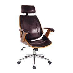 Keon High-Back Executive Chair | Wayfair