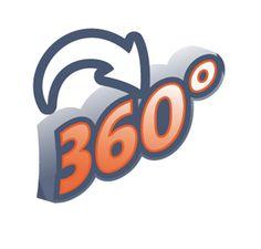 "Pictogramme ""360°"" de Mediaveil"