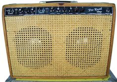 1965 Fender Blackface Pro Reverb      2 JBL K120's      Comes with an Anvil Road Case      Hand rubbed natural finish      Has been wired with a master volume control mounted on back of amp      This amp kicks ass      I've owned this amp since 1967      Ready for the road     Email Friend	  Price: $1,800.00