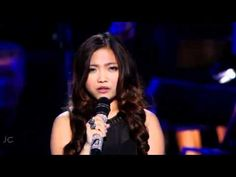 Charice - All By Myself, David Foster Mandalay Bay LV Oct 15/2010 BEST EVER!!!!!