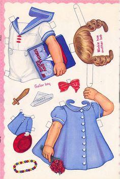 Paper Dolls~Sleeping Dolls - Bonnie Jones - Picasa Web Albums