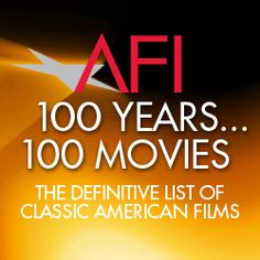 Watch the AFI top 100 movies (the original and the 10th anniversary list). Half way there!