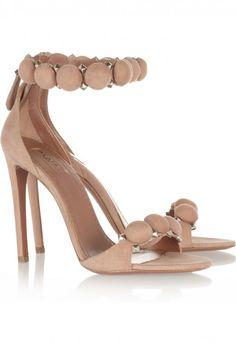 sandalias de Azzedine Alaïa