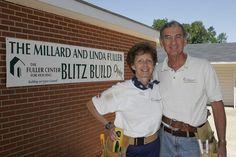 2006 09 Shreveport, LA - Linda and Millard Fuller Blitz Build. Photo Look, Your Photos
