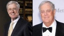 The influential Koch network plans to invest close to $400 million toward protecting Republican majorities and promoting policy priorities in the 2018 midterm election cycle, the network's leaders confirmed Saturday -- roughly a 60% increase over the group's 2016 spending, they said.