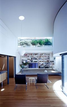 The Holman house by Durbach Blok Architects